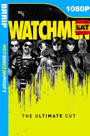 Watchmen (2009) Ultimate Cut Latino HD BRRIP 1080P ()