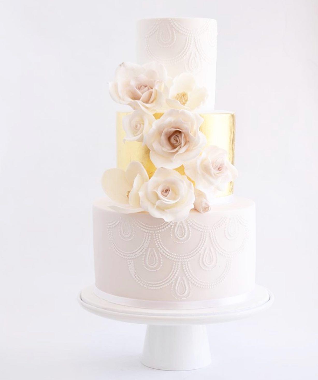 wedding cake designer perth