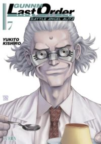 GUNNM (Battle Angel Alita): LAST ORDER #7