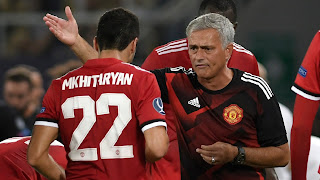 Mkhitaryan opens up on 'complicated' Mourinho relationship