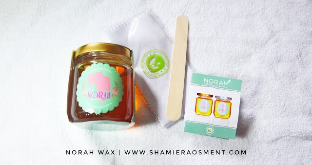 Waxing is Easier with Norah Wax