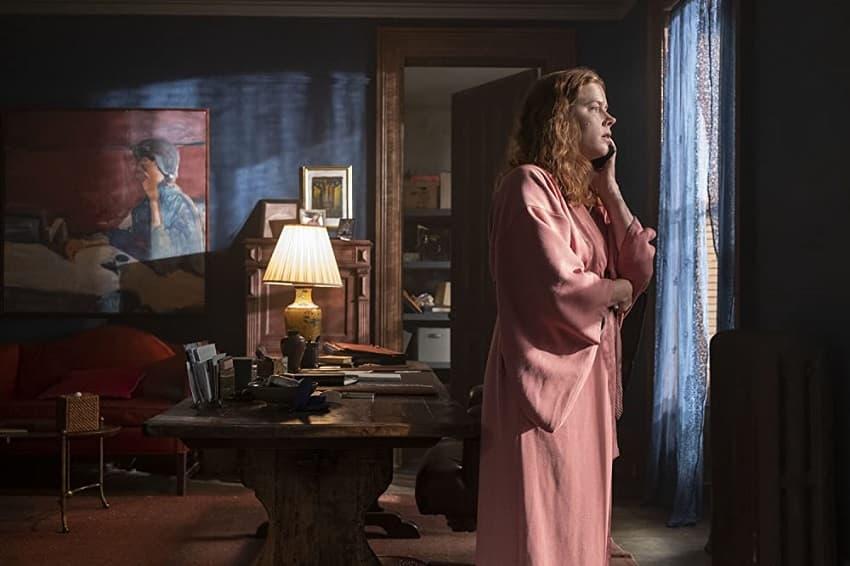 Рецензия на фильм «Женщина в окне» - очередной эксклюзив Netflix - 01