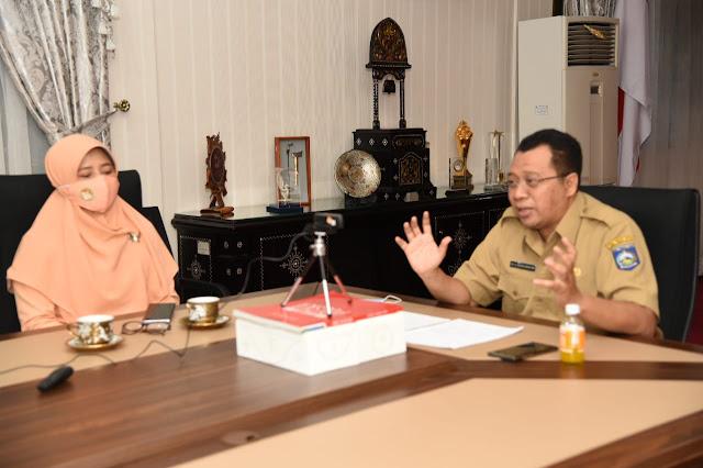 Gubernur Dorong Lahirnya Inovasi Baru untuk Tingkatkan Daya Saing Daerah