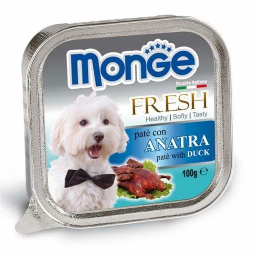 Pate Monge Duck vị thịt vịt