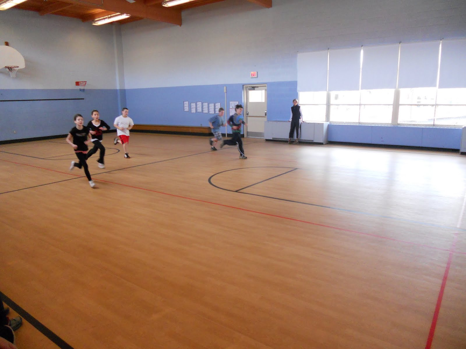 birch meadow principal pe pacer test