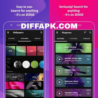 ZEDGE Ringtones & Wallpapers Apk v6.8.16 (Ad Free) [Latest]