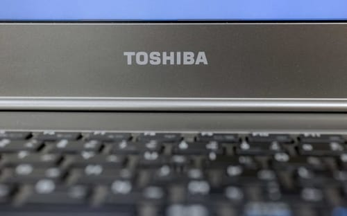 Toshiba graduated from the computer industry after 35 years
