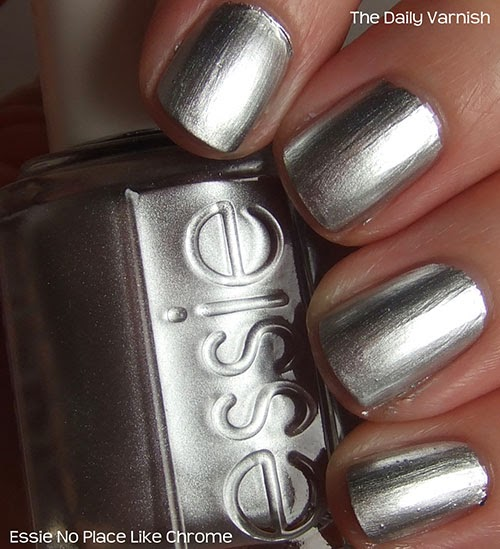 Chrome Nail Colors: RETRO KIMMER'S BLOG: HOT NAIL COLOR: ESSIE'S NO PLACE LIKE