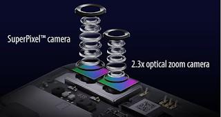 Zenfone 3 Zoom Kamera Detail