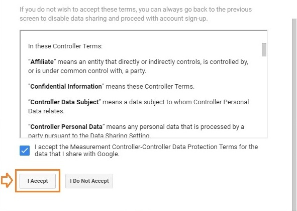 How To Find & Add Analytics Web Property ID On Blogger 7