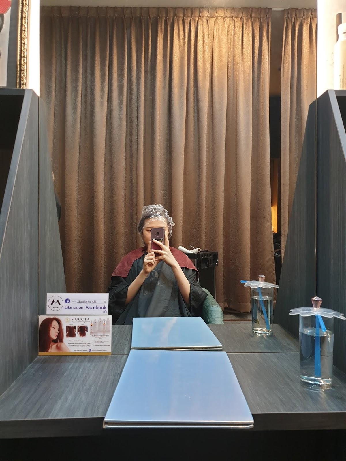 The Salon I Keep Returning to: Studio M KSL Hair Salon @ KSL