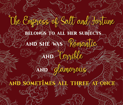 the empress of salt and fortune nghi vo quotes