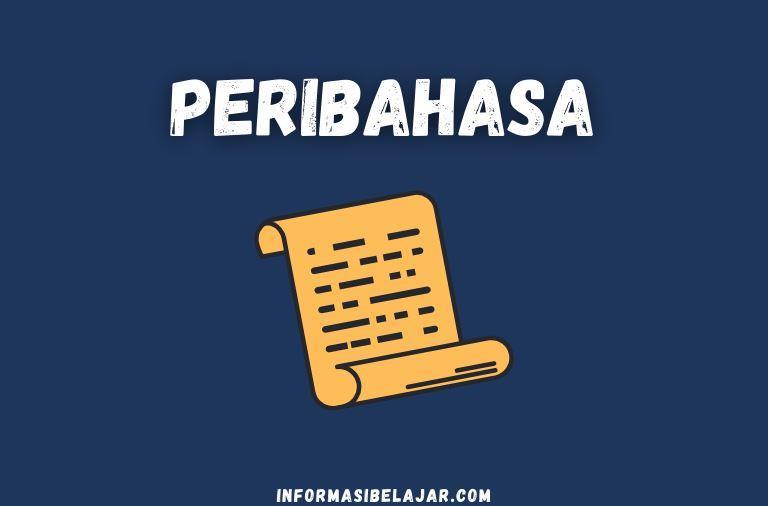 Apa itu Peribahasa?