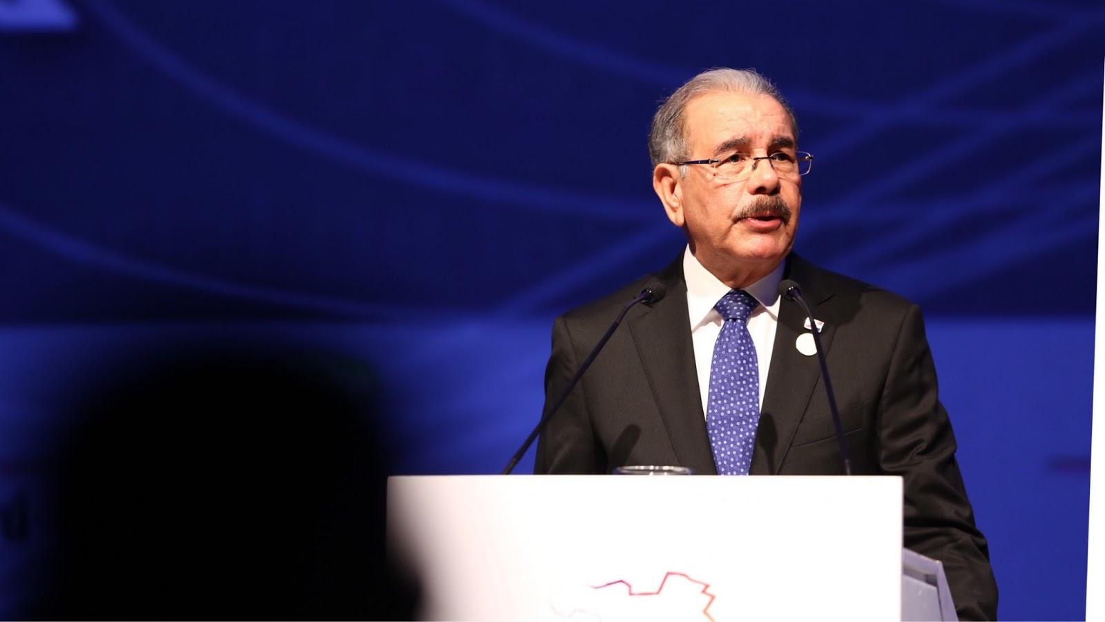 Industriales y exportadores respaldan discurso de Danilo en III Cumbre Empresarial de Las Américas