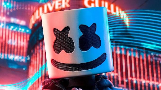 DJ Marshmello Papel de Parede 4k Hd