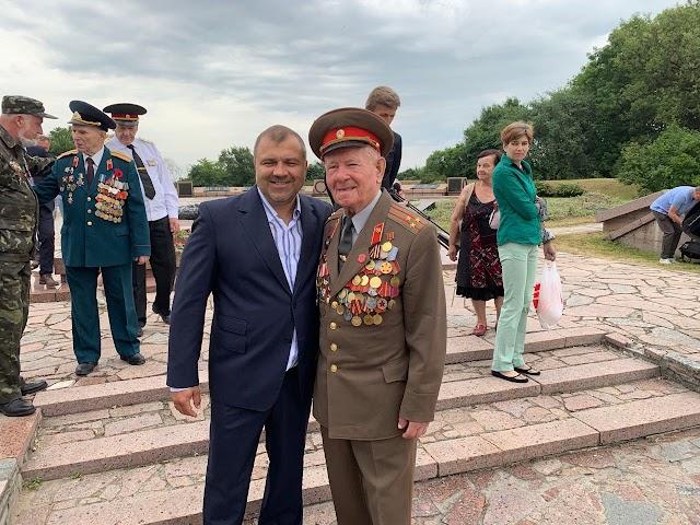Сергій Мазепа: ми в неоплатному боргу перед ветеранами-визволителями України від нацистів