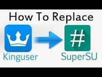 Cara Mengganti Kinguser Dengan SuperSU Pada HP Android