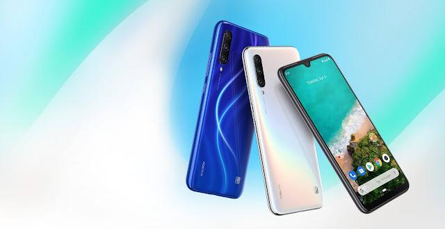 Xiaomi Mi A3 a bom preço!