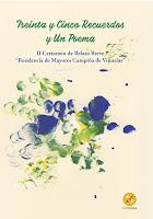Libro. Colección de relatos breves relacionados con el recuerdo.