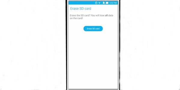SD Card atau kartu memori merupakan salah satu benda berharga Cara Mudah Format SD Card (Kartu Memori) Di Asus ( 3 Langkah)