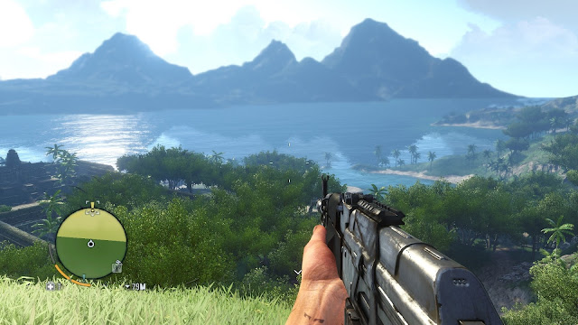 Screenshot of Rook Islands in Far Cry 3