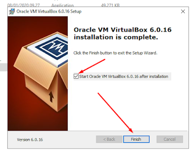 Cara Install Virtual Box 6.0.16 UNBK 2020 Simulasi Geladi Bersih Terbaru