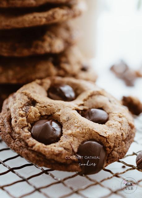 coconut-oatmeal-cookies