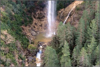 El Río Escabas en el Rincón Del Buitre