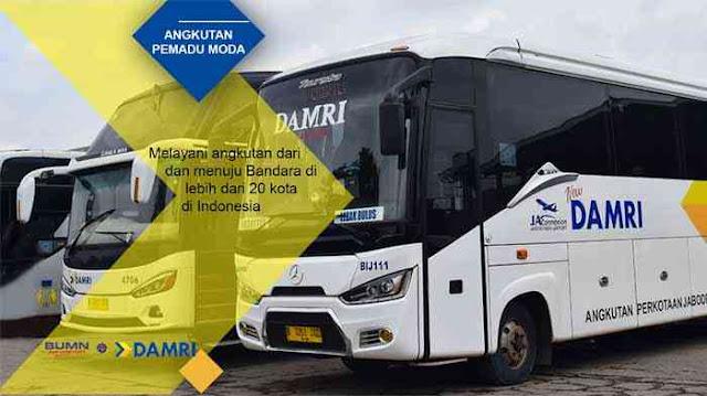 Damri Bandara Soekarno Hatta: Tarif & Jadwal Paling Malam