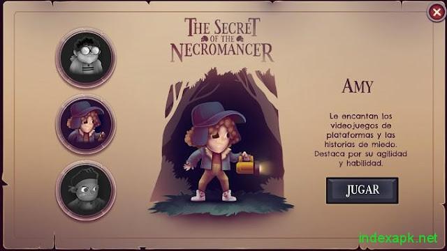 The Secret of the Necromancer Apk v1.0.37.5 Terbaru
