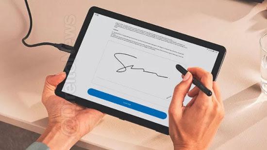 assinatura digitalizada advogado serve autenticar documento