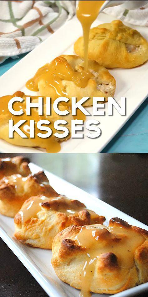 Chicken Kisses