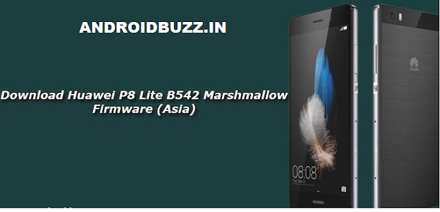 Download Huawei P8 Lite B542 Marshmallow