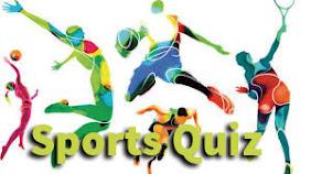 Online Sports Quiz Test