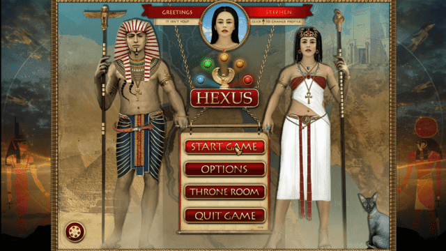 Screenshot Hexus Full Version