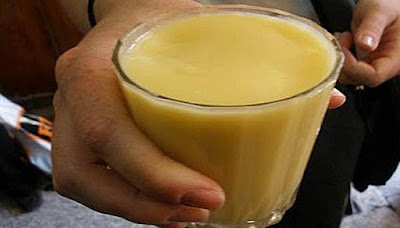 Potion that reduces the level of bad cholesterol in the blood