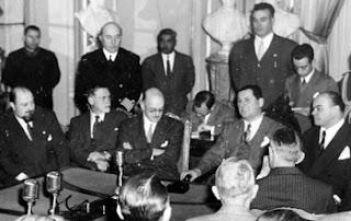 Homero Manzi  Juan Domingo Perón
