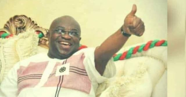 Governor Ikpeazu Of Abia Recovers From COVID 19