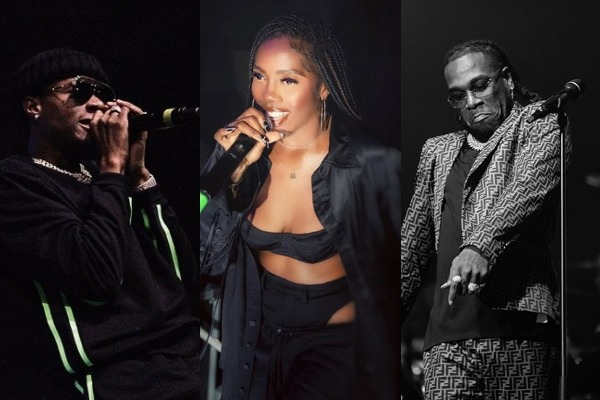 CNN names Burna Boy, Wizkid & Tiwa Savage in list of Africa's biggest music stars, excludes Davido