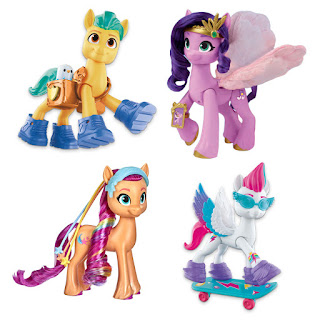 All My Little Pony G5 Main Series Ponies