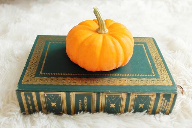 Idées de lecture pour l'Halloween