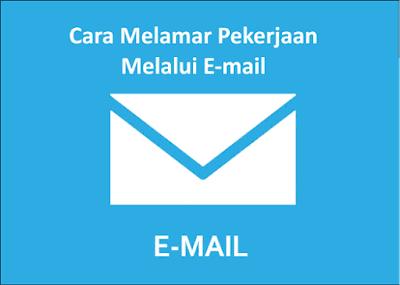 Tips Melamar Kerja Online Via Email