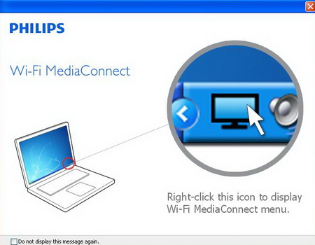 download philips wi fi mediaconnect version 1 6 42 windows8 Wireless Internet Connection wi fi mediaconnect is a windows based software application that projects video and audio wirelessly from your pc to your tv you can project movies music