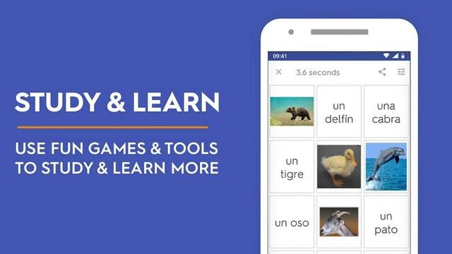 افضل تطبيق لتعلم اللغات للاندرويد