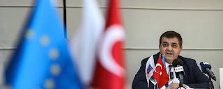 تركيا: يجب على الإتحاد الأوروبي زيادة الأموال المخصصة للاجئين السوريين