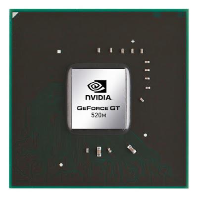 Nvidia GeForce GT 520M(ノートブック)ドライバーのダウンロード