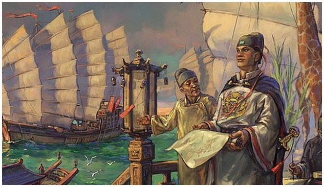 Kisah Laksamana Cheng Ho dan Mitos Durian yang Terkenal