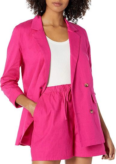 Women's Pink Blazers