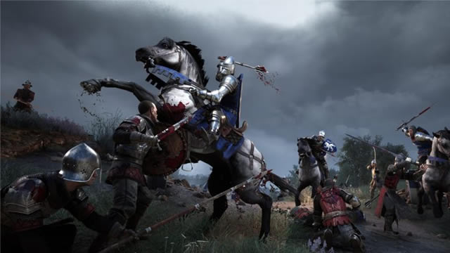 Open testing of the chivalry game Chivalry 2 has started