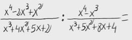 10.División de fracciones algebraicas 1